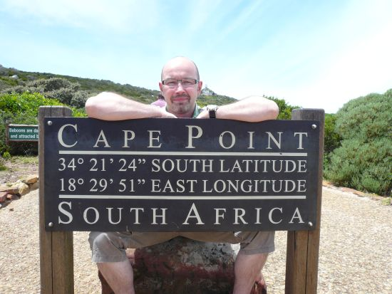 12.2010 Südafrika Cape Point