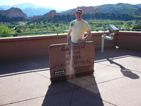 06.2010 Colorado Garden of the Gods